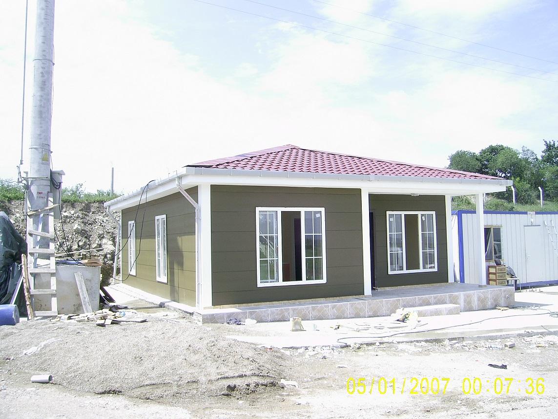 astana kazakhstan house prefabricated
