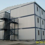Azerbaijan BP natural gas camps
