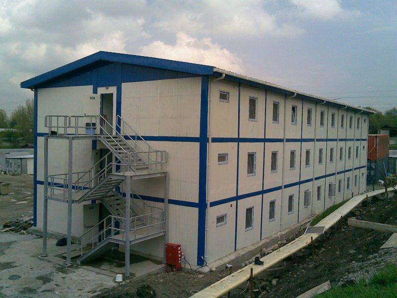 Prefabricated construction Azerbaijan