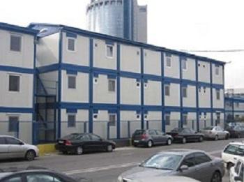 container complex