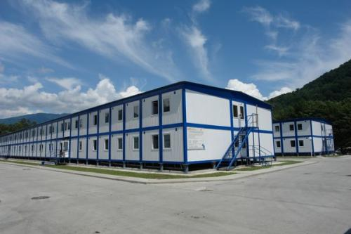 Container Housing Complex