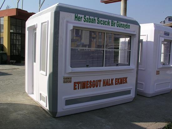 entreprise kiosque préfabriqué