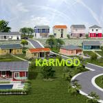 Construction Prefabricated houses Kazakhstan