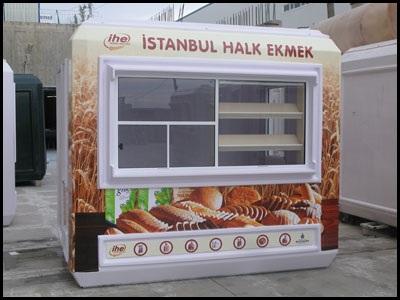 kiosk za fast food