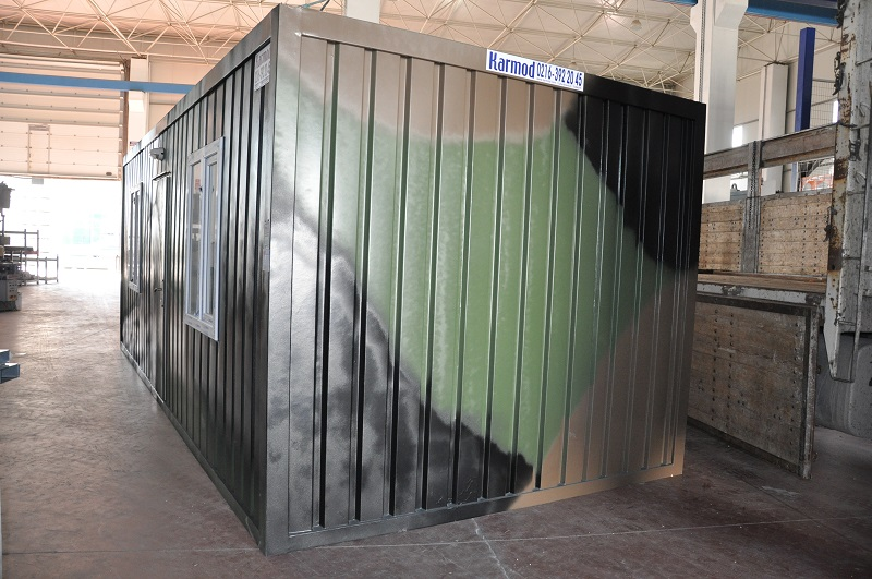 Military Shelter: Personal Security