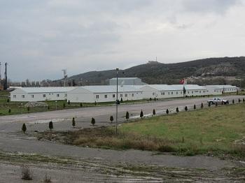 Mining camp construction