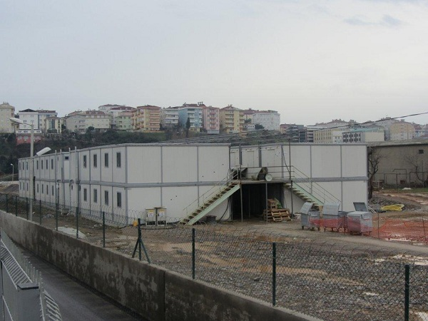 modular container buildings