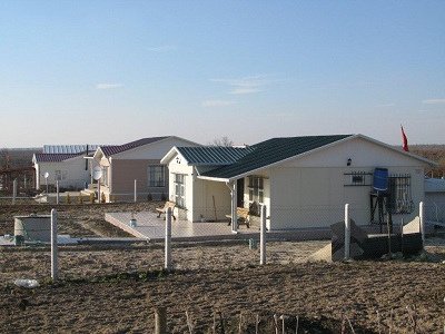 prefabricated house manufacturers