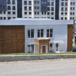 prefabricated luxury office