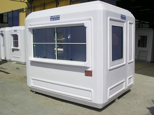 prefabrique kiosque