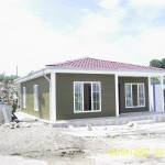 single storey prefabricated houses