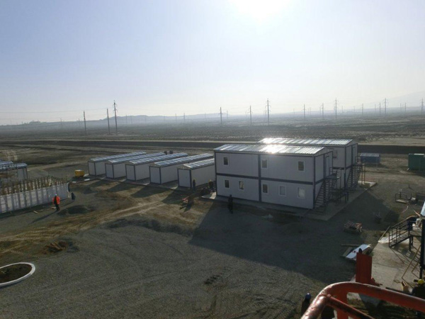 site container accommodation
