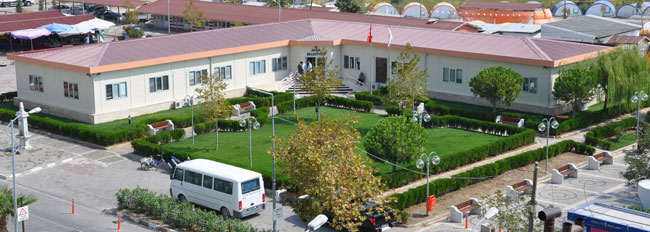 Tajikistan prefabricated buildings