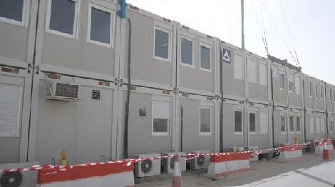 Temporary Construction Offices