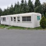 modular cabin wide