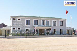 Prefab Restaurant Buildings