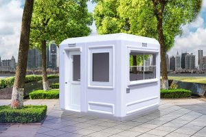 Prefab Security Booth