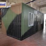 modular military buildings