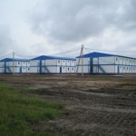 Commercial modular construction