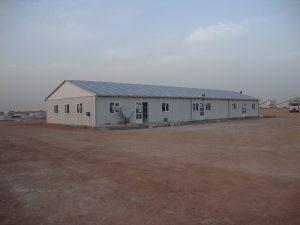 Kitchen buildings