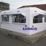 fiberglass shelters