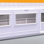 Flat-Pack Modular Refugee Shelter