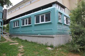 modular and prefabricated