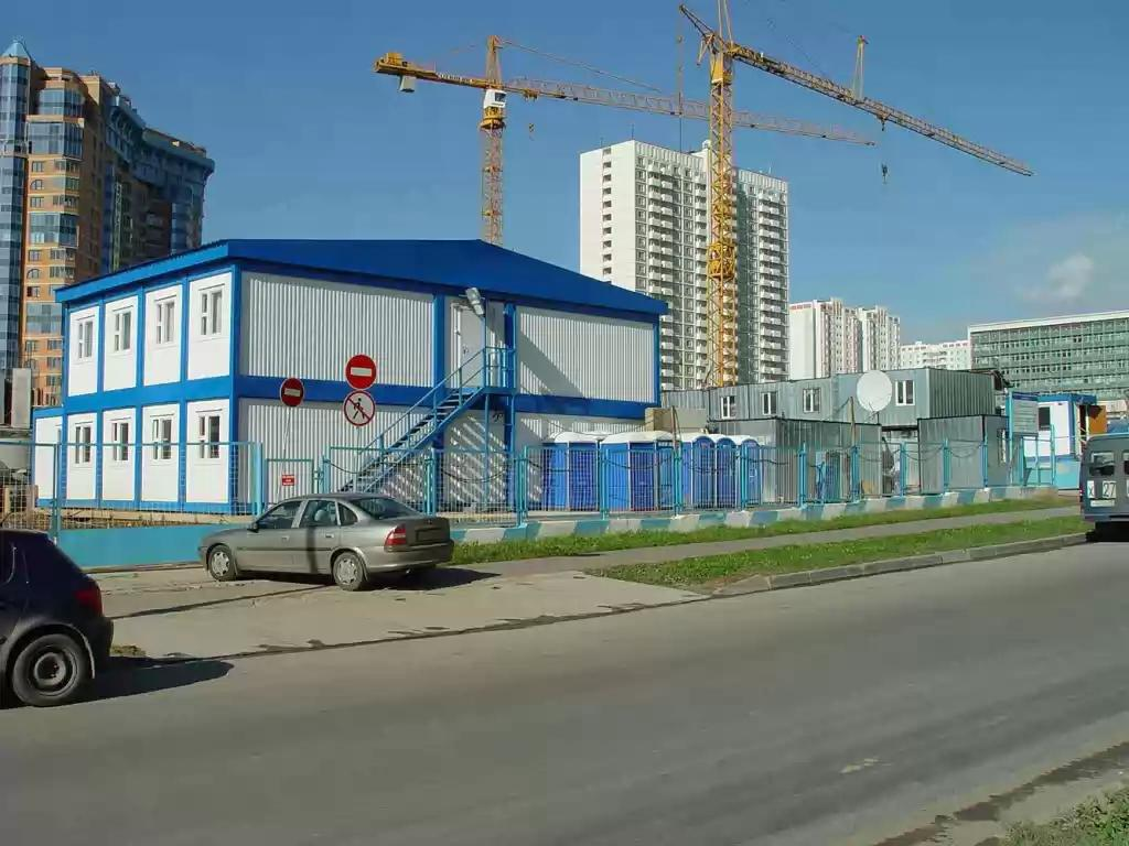 modular buildings construction