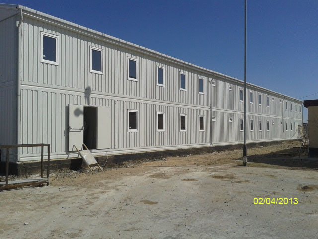 Temporary Construction Office : Modular office buildings portable units karmod