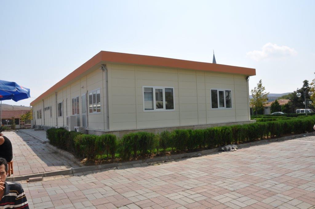 Modular office Construction