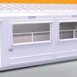 modular shelters