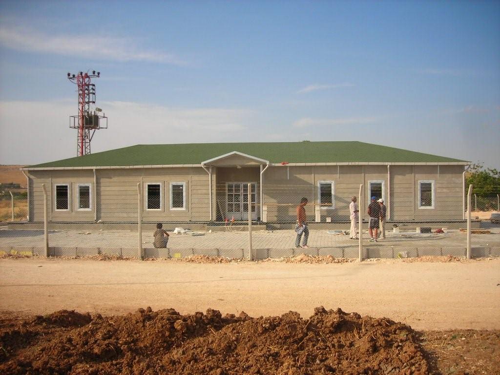 Permanent Modular School Buildings