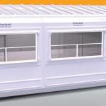 polyurethane shelters