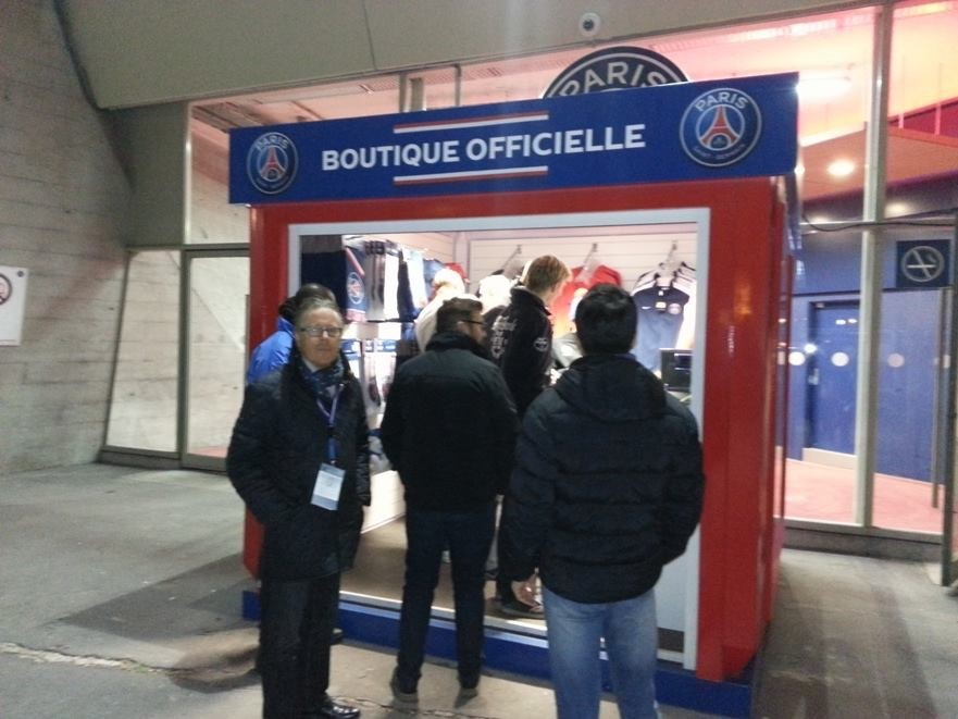 mobile kiosk for sale