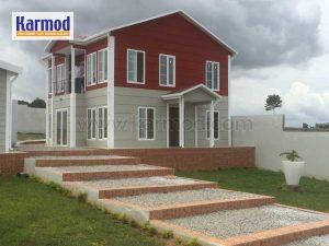 Prefabricated villas