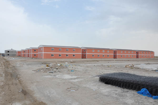 Azerbaijan prefabricated houses