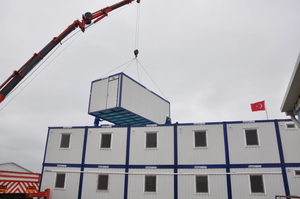Modular buildings in Saudi arabia