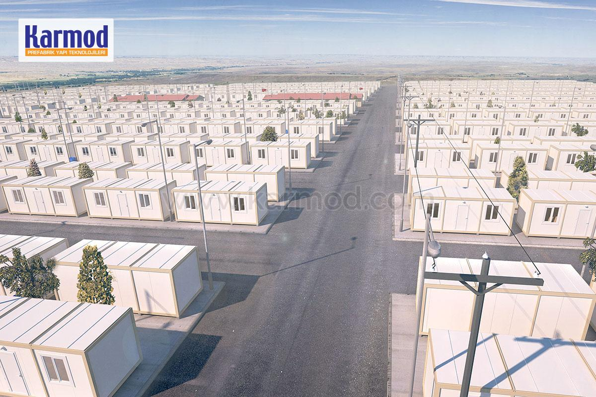 container homes - prefab container city homes for sale | karmod