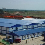 iraq modular construction
