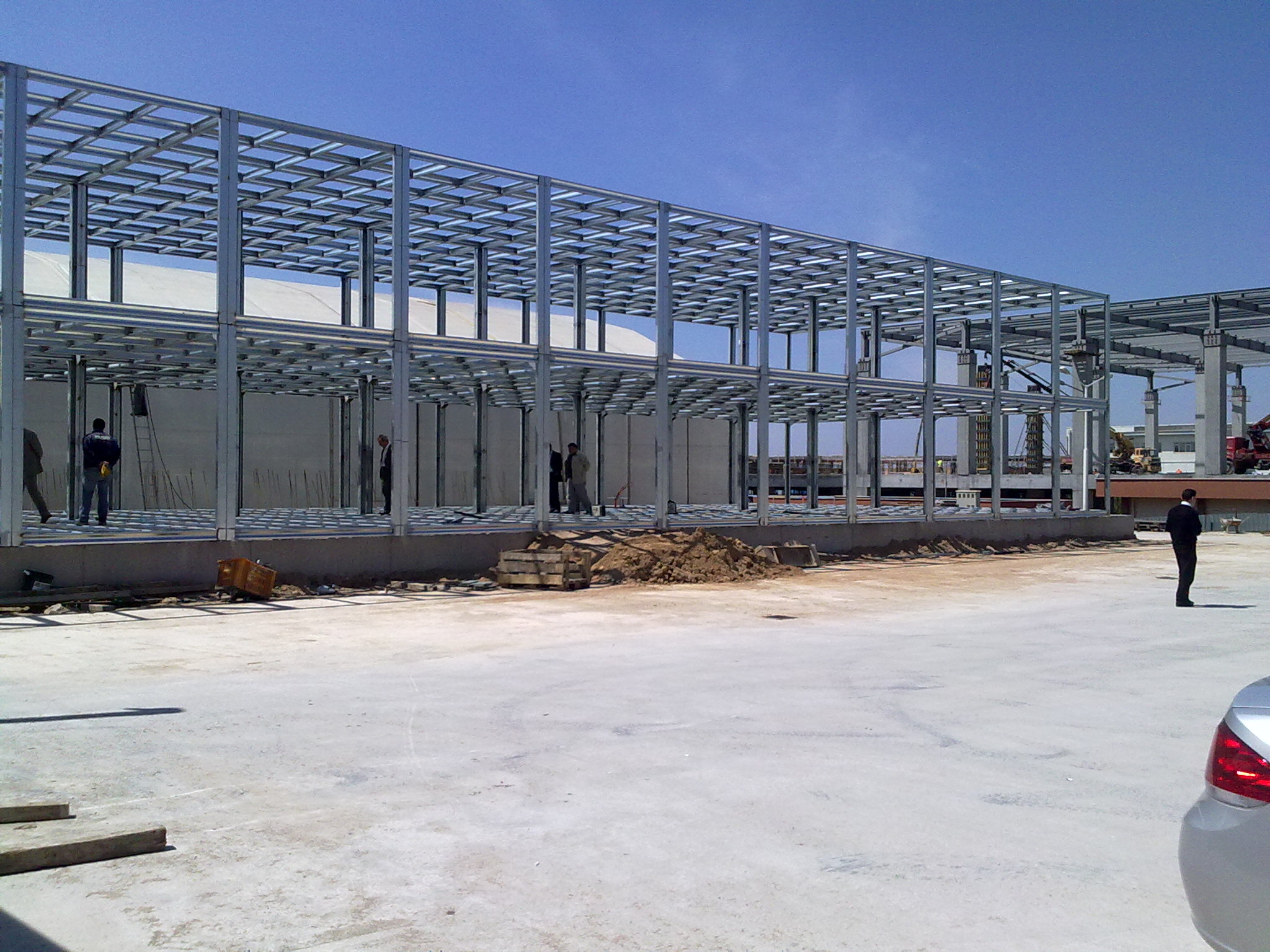 light gauge steel buildings
