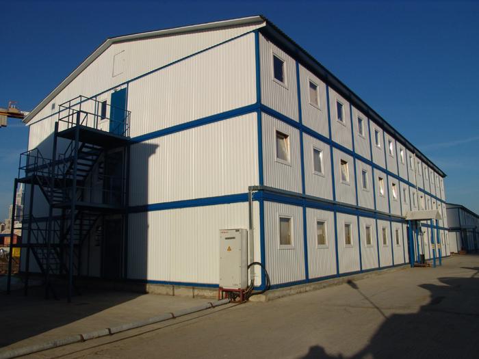 modular building structures