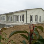 Prefab modular buildings