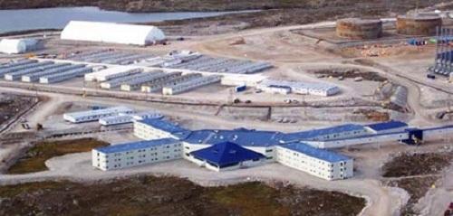 prefabricated camp buildings