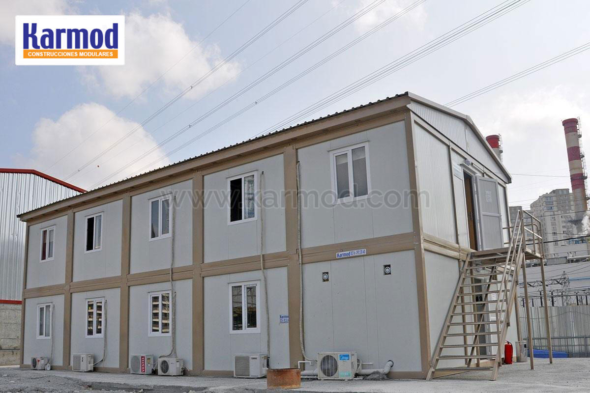 military containerized housing unit