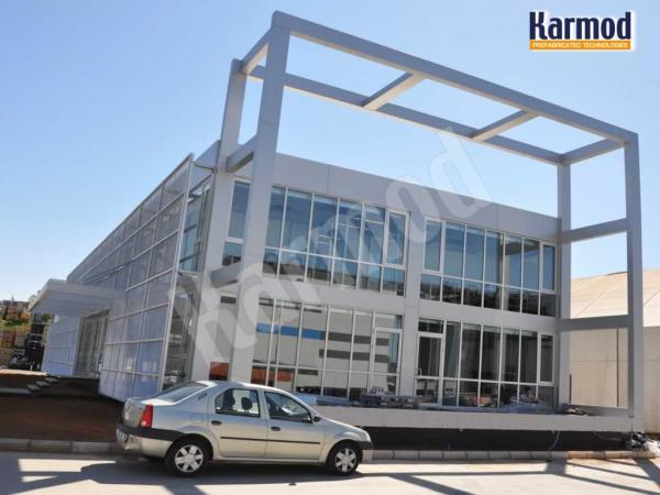 africa modular office buildings