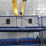Bâtiment modulaire démontable en vente