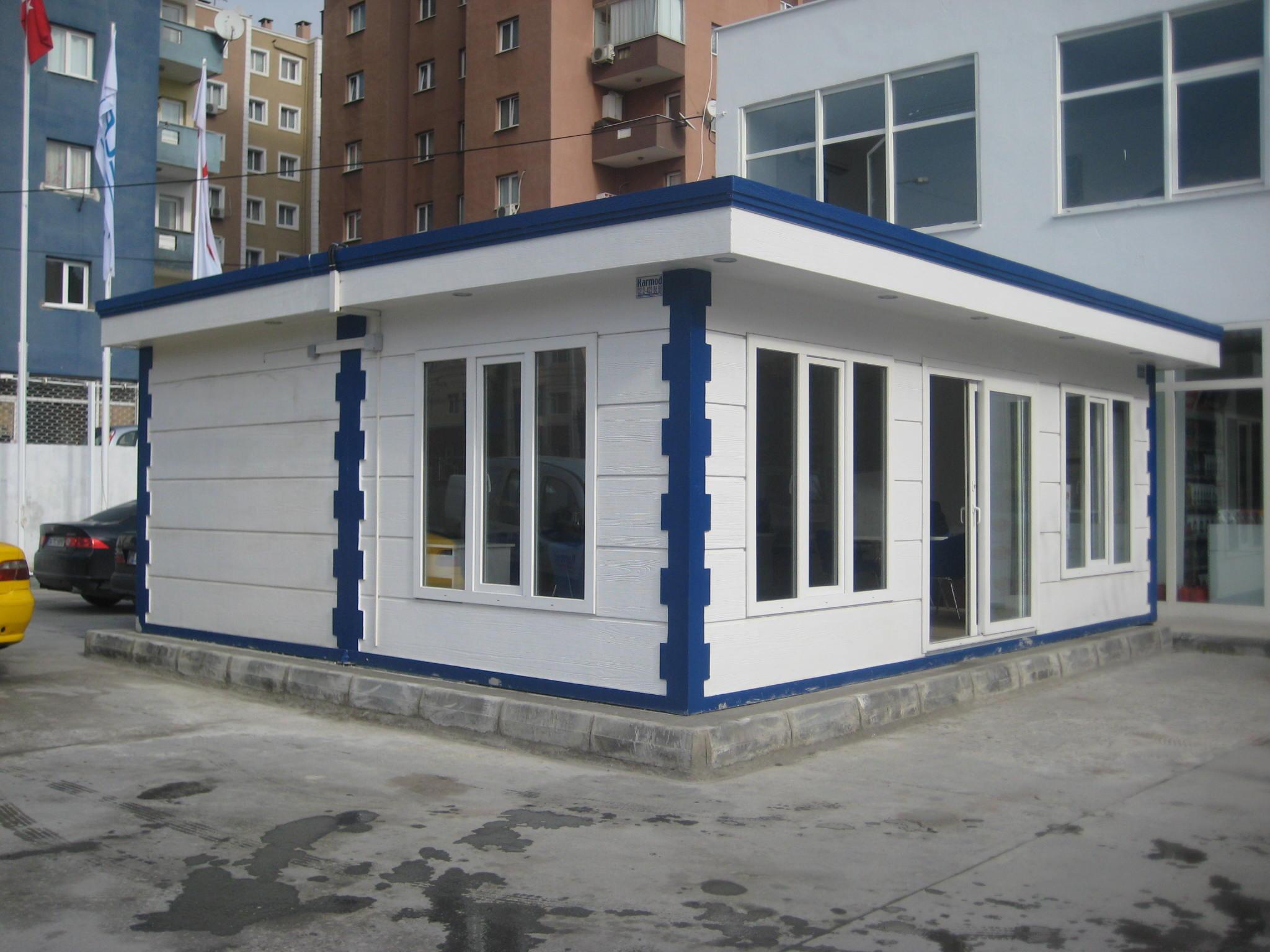 Bureaux - Portakabin