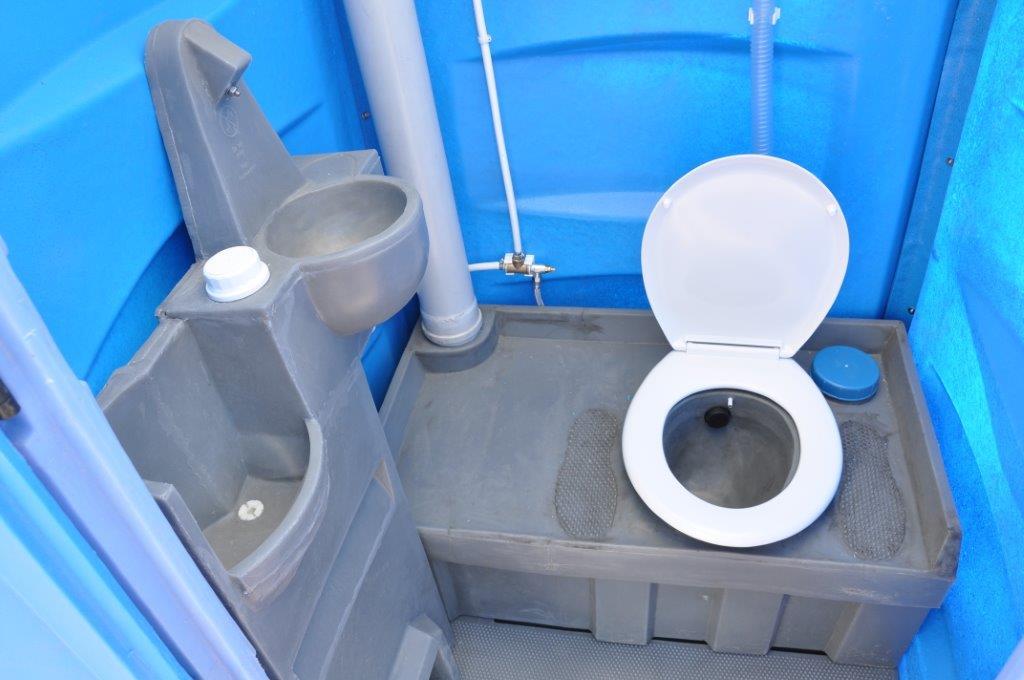Camping toilets portable
