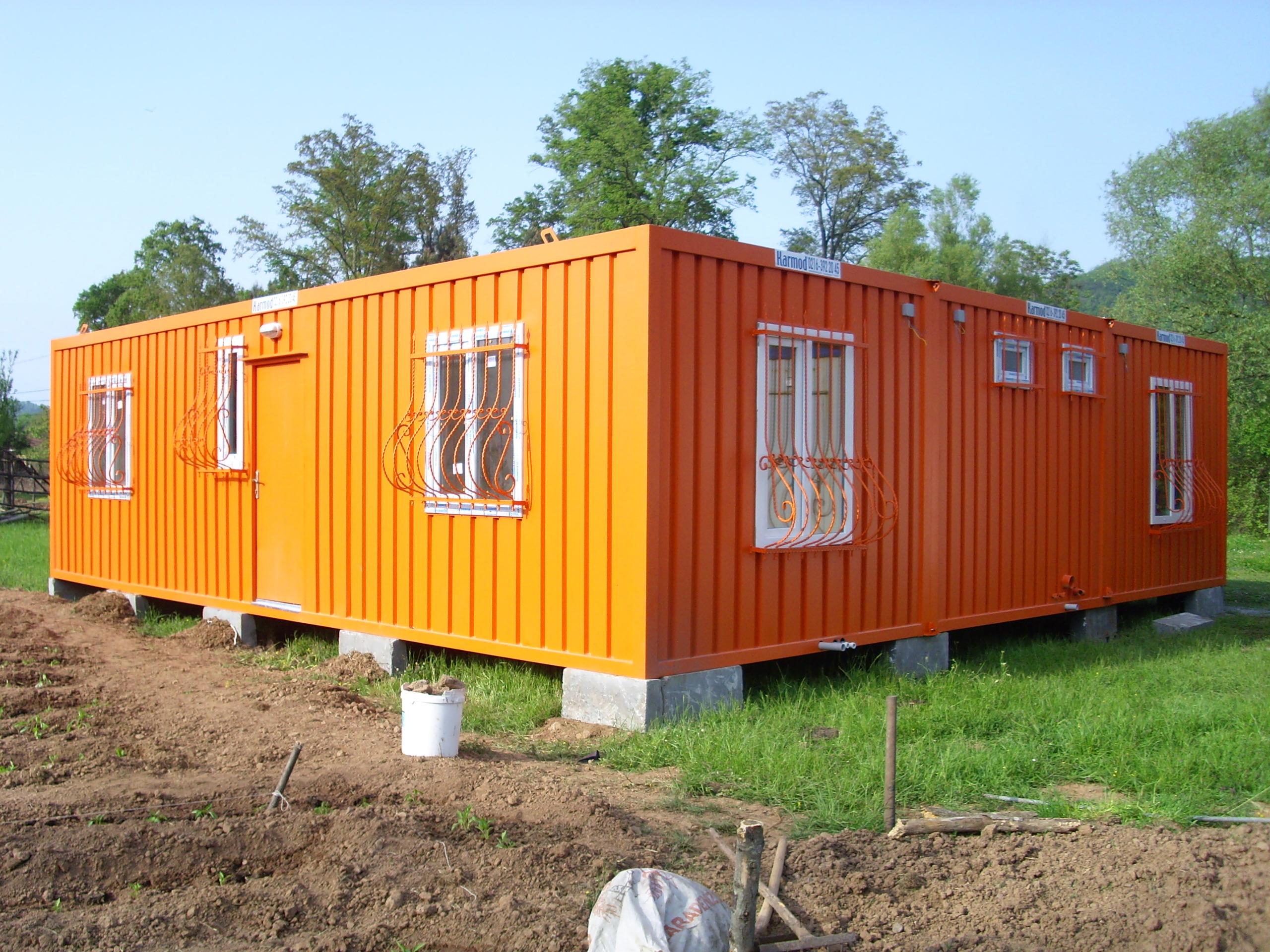 M dulos prefabricados casetas de obra construcciones - Precio de modulos prefabricados ...