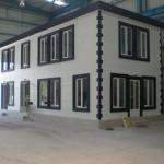 construction bureau modulaire